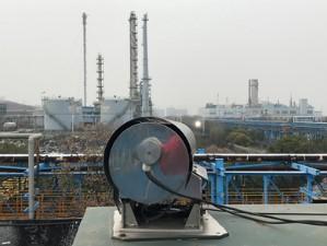 工业园区开放光程VOCs自动监测