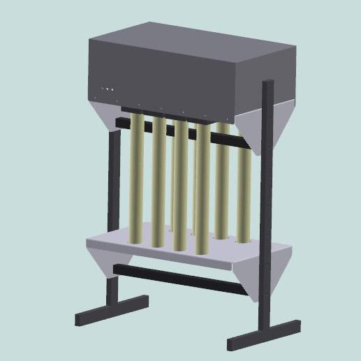 气体/气溶胶自动采样器
