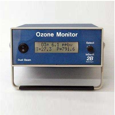 国标法便携式臭氧分析仪BO-O3M205