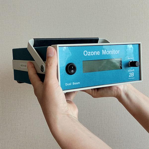 国标法便携式臭氧分析仪