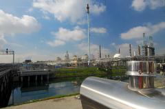 工业园区边界监测