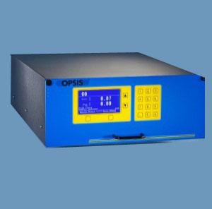 开放光程苯系物自动监测系统
