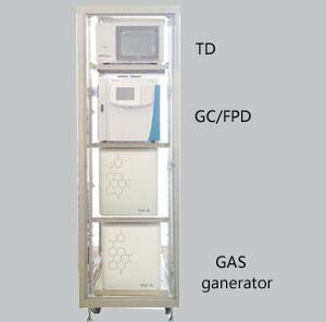 VOCs硫化物和苯系物在线监测与分析系统