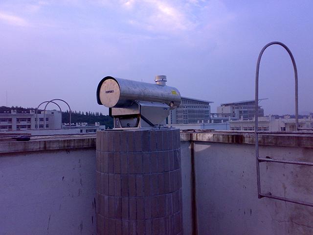 南京市环境空气质量自动监测系统