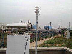 中石油锦西石化边界有毒有害气体监测