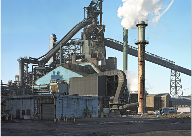 金属冶炼行业