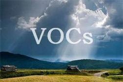 浙江制定季节性VOCs强化减排措施正面清单